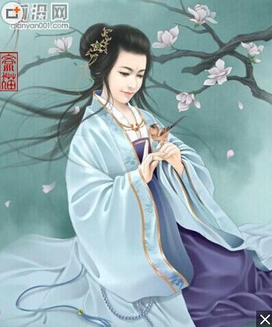 中国古代美女排行榜